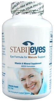 Eye Vitamins AREDS Formula